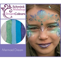 Mermaid Dream - DreamColours SchminkWebshop