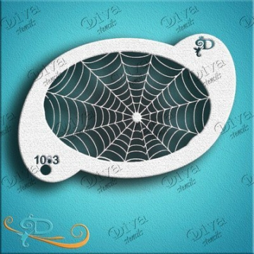 Diva Spider Web - medium