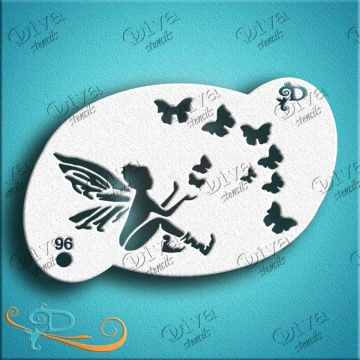 Diva Fairy Butterfly - medium