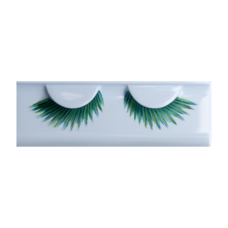 Wimpers Blauw-Groen PartyXplosion