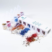 Holland Chunky Glitter Mix 6-pack