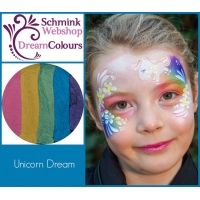 Unicorn Dream - DreamColours SchminkWebshop