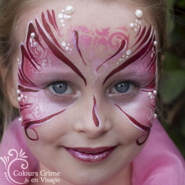 Vlinder Dreamcolours Schminkwebshop Colours Superstar Schmink