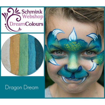 Dragon Dream - DreamColours SchminkWebshop