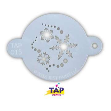 TAP Sjabloon Snow Flake