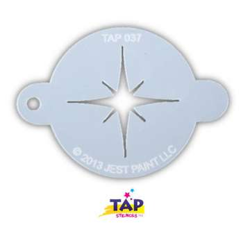 TAP Sjabloon Christmas Star