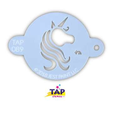 TAP Sjabloon Pretty Unicorn Centerpiece