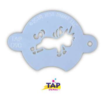 TAP Sjabloon Chubby Little Unicorn