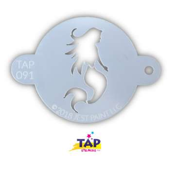 TAP Sjabloon Mystical Mermaid