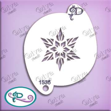 Diva Winter Snowflake - small
