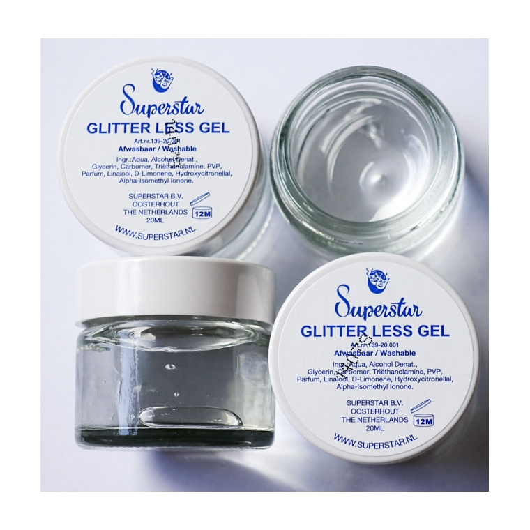 Superstar Glitterless Gel