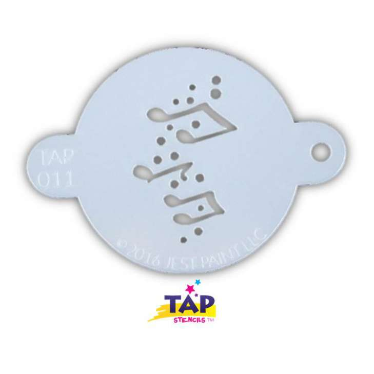 TAP Sjabloon Music