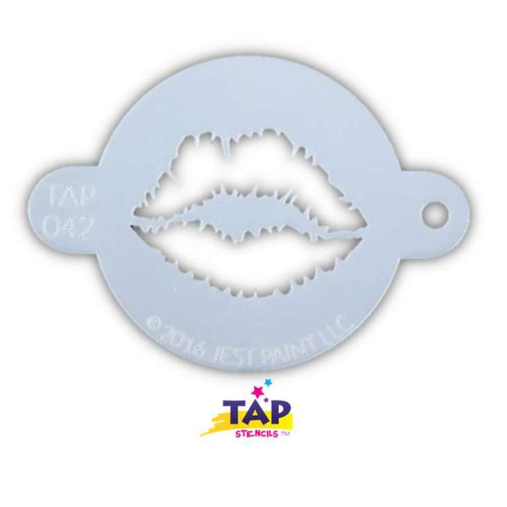 TAP Sjabloon Lips